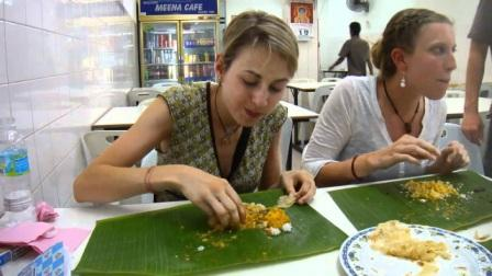 10.-food What foreigners think about India(ns)