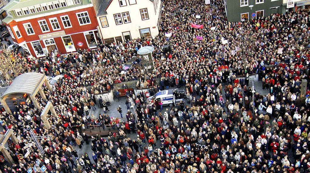 10KeyThings-Iceland-women-protest-24-Oct-1975 10 Protests that you have probably never heard about