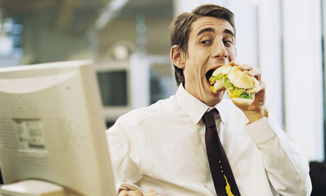 10KeyThings-foodholics You'll always find these 12 kinds of people in the office