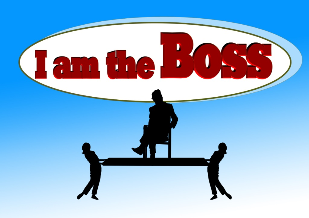 10KeyThings-Bossy You'll always find these 12 kinds of people in the office