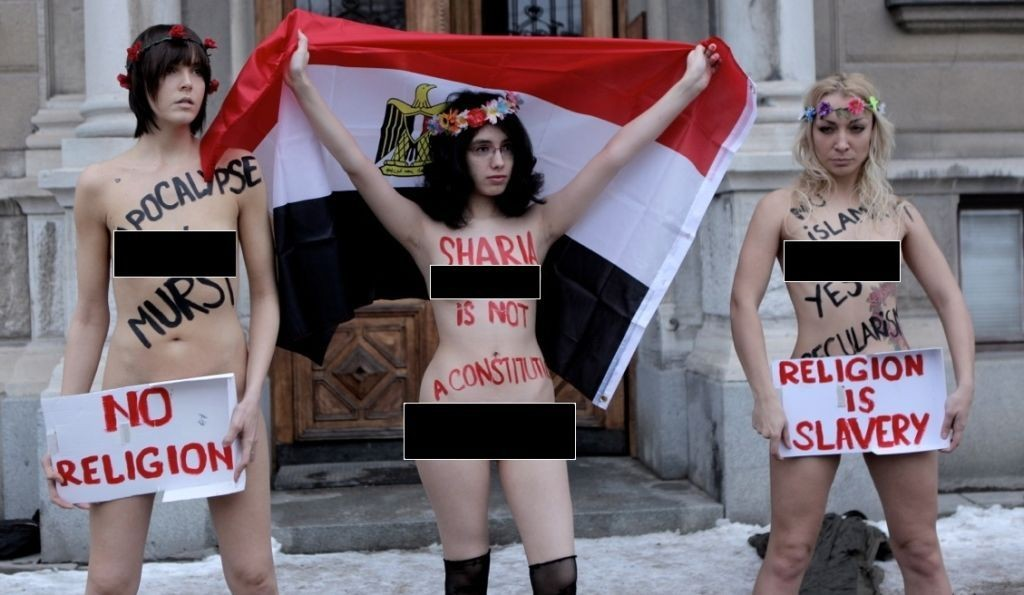 10KeyThings-Femen-1024x595 10 Protests that you have probably never heard about