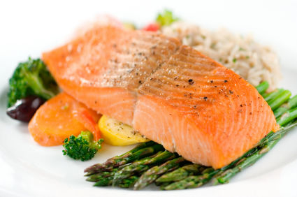 10KeyThings-Salmon What you eat is how you perform - Part 2