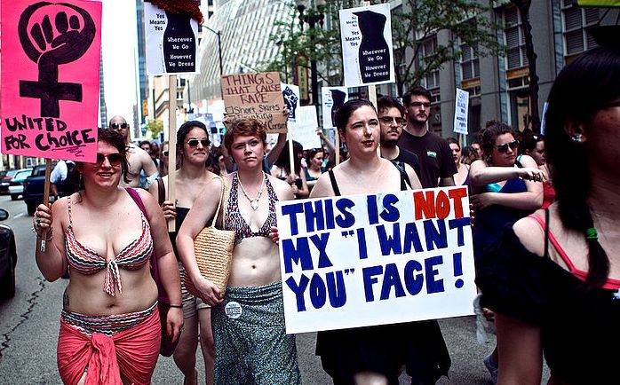 10KeyThings-Slut-walk-protest 10 Protests that you have probably never heard about