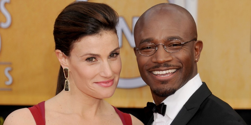 Idina-Menzel-and-Taye-Diggs-1024x512 Why a 10-er lady gets with a 5-er man