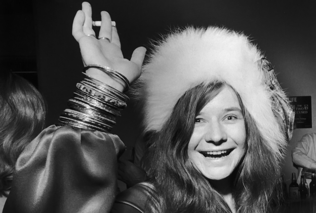 Janis-Joplin Legendary Forever 27 Club's 10 top members