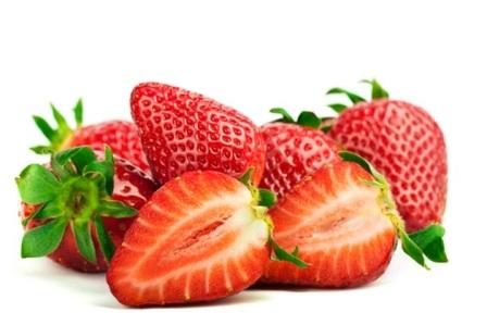 Strawberry What you eat is how you perform: Part 1