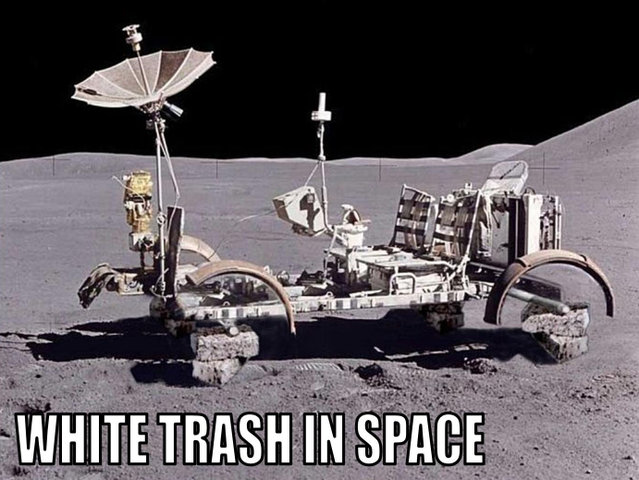 Trash-in-Space 10 Secrets you'd never find out unless you read this