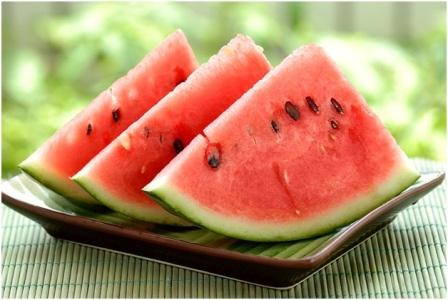 Watermelon What you eat is how you perform: Part 1