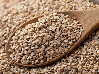 sesame_seeds What you eat is how you perform: Part 1