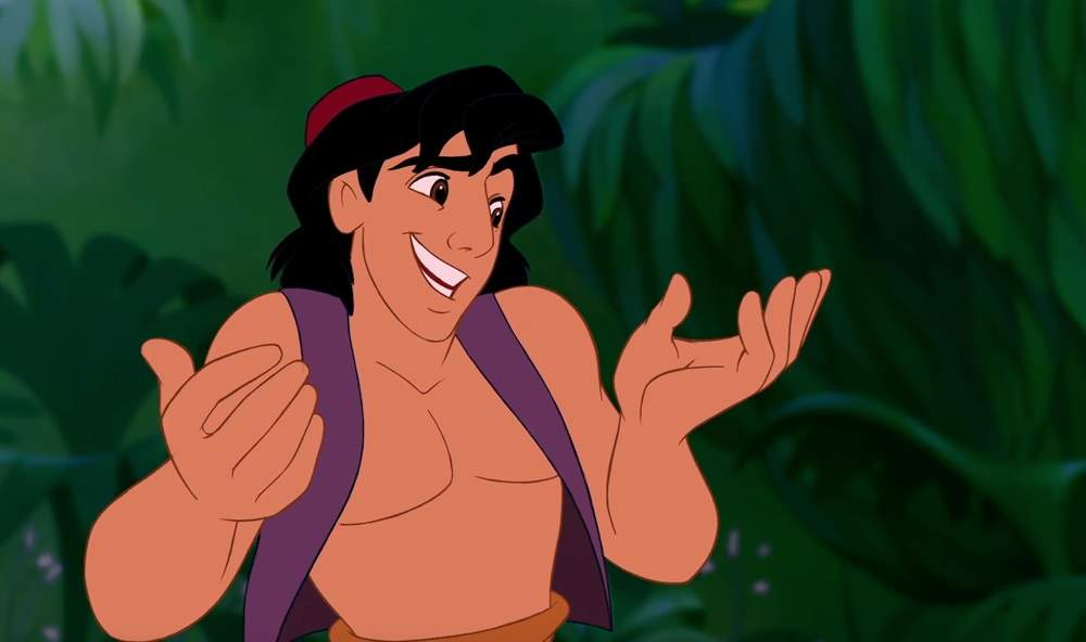 10KeyThings-Aladdin Disney-types you would want to Date in Real life