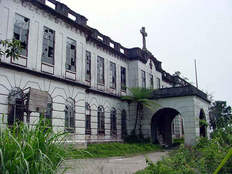 10KeyThings-Dominican-Hill-Baguio-City-Philippines 10 Haunted places you don't want to tresspass on