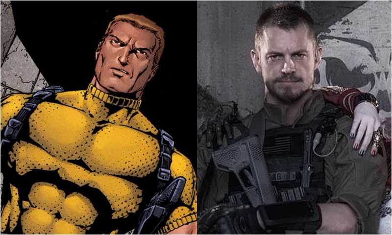 10KeyThings-Suicide-Squad-Joel-Kinnaman-as-Rick-Flag 10 Super Villains from Suicide Squad
