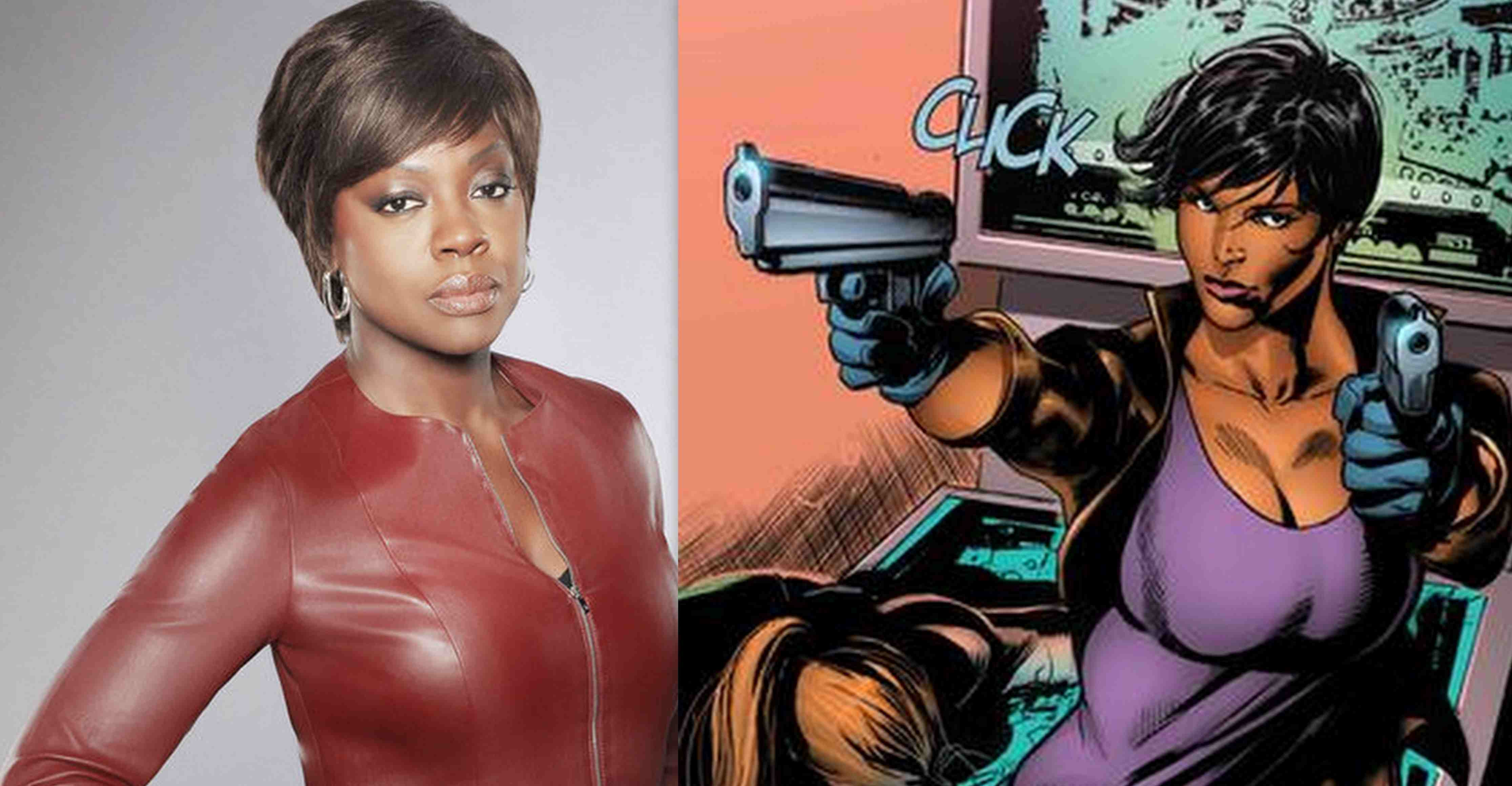10KeyThings-Suicide-Squad-Viola-Davis-as-Amanda-Waller 10 Super Villains from Suicide Squad
