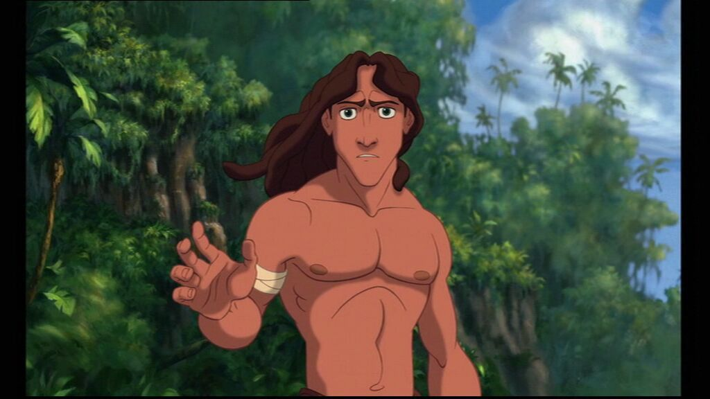 10KeyThings-Tarzan Disney-types you would want to Date in Real life