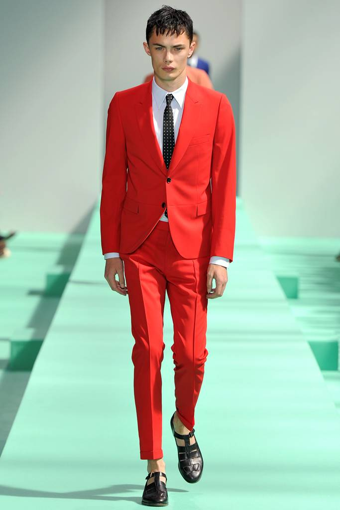 10KeyThings-Wardrobe-Red-Color-Suit What's my color, man? Wardrobe rules for men