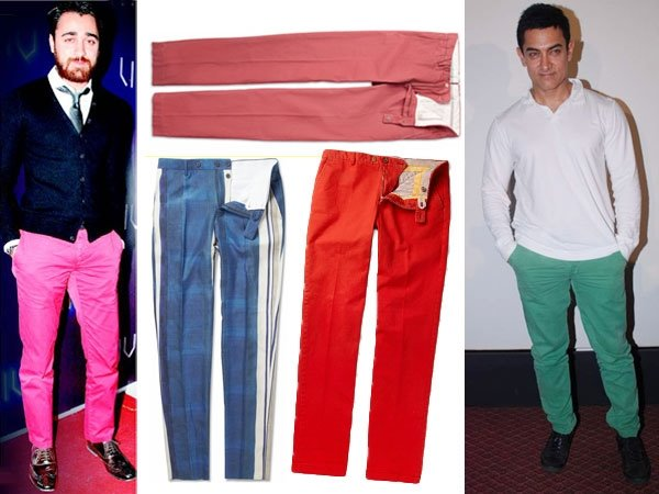 10KeyThings-Wardrobe-Rules-for-men-Colored-Trousers What's my color, man? Wardrobe rules for men