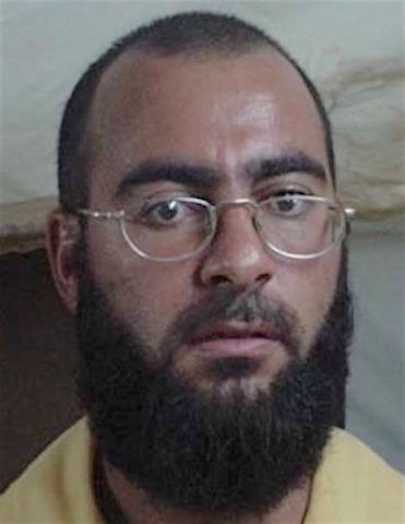 10KeyThings-Abu-Mugshot-of-Bakr-Al-Baghdadi 10 Leaders who highly influenced the world in 2015