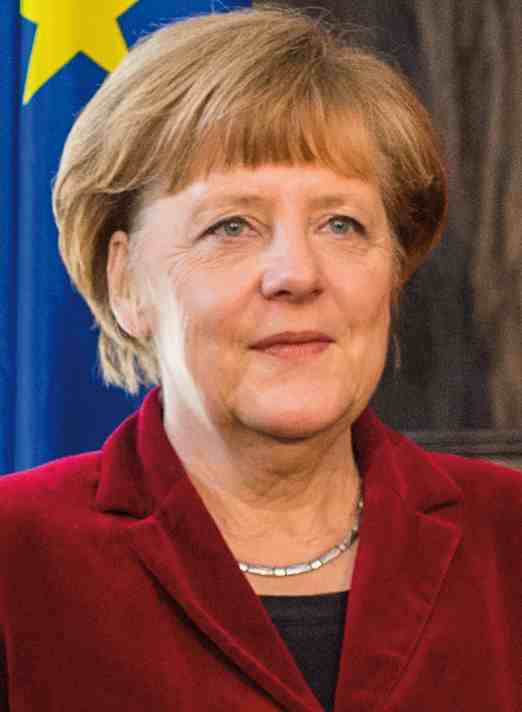 10KeyThings-Angela-Merkel 10 Leaders who highly influenced the world in 2015