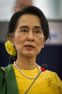 10KeyThings-Aung-San-Suu-Kyi-200x300 10 Leaders who highly influenced the world in 2015