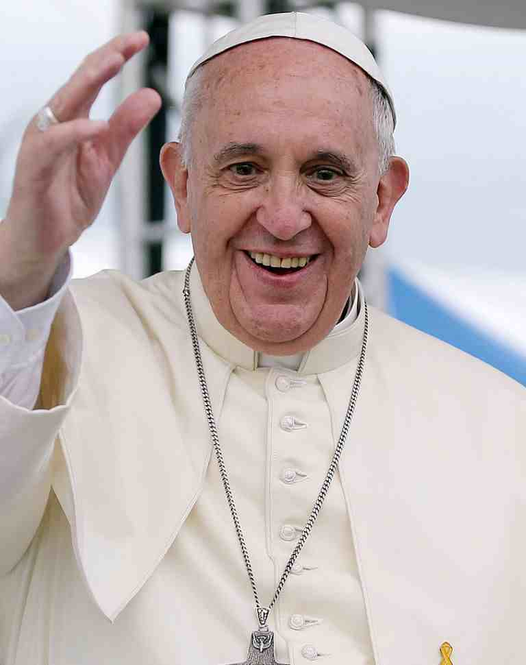 10KeyThings-Pope-Francis 10 Leaders who highly influenced the world in 2015