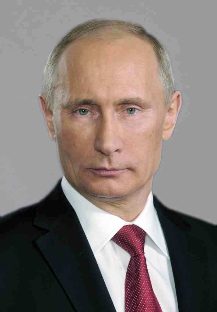 10KeyThings-Vladimir-Putin 10 Leaders who highly influenced the world in 2015