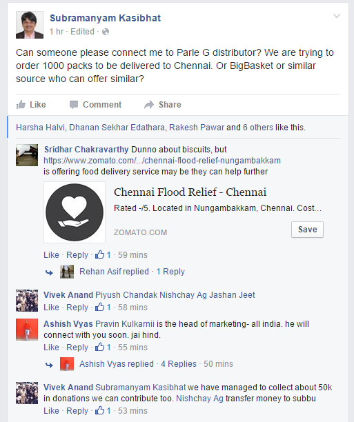 UntitledChennai2 How startups and tolerant India are Intolerating floods!