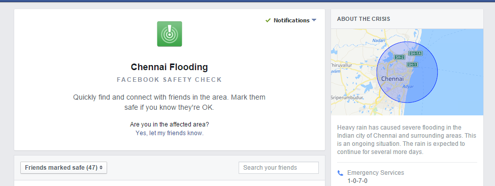 UntitledChennai7 How startups and tolerant India are Intolerating floods!