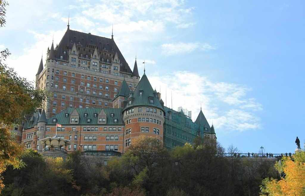 10-Key-Things-Quebec-Canada-Old-Quebec-Frontenac-Castle 10 Key Things about Quebec, Canada