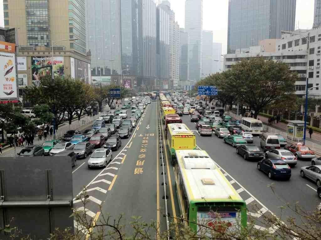 10-Key-Things-Tianhe-Road-Guangzhou-1024x768 10 Key Things about Guangzhou, China