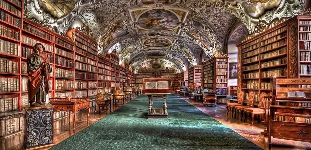 10-key-things-Prague-Library-Monastery-1024x493 10 Key Things about Prague, Czech Republic
