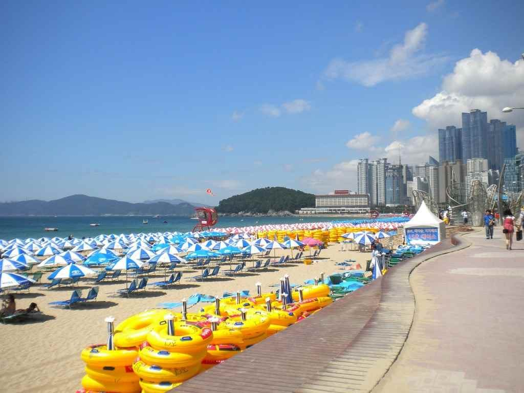 10-key-things-haeundae-beach-umbrellas-1024x768 10 Key Things about Busan, South Korea